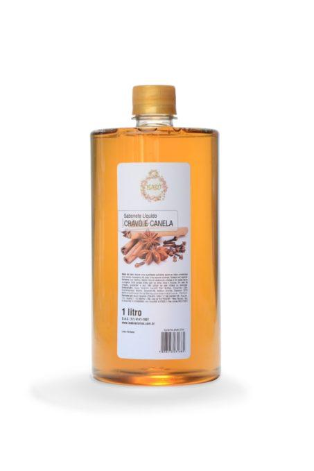 Refil Sabonete Líquido Linha Gourmet Cravo e Canela | Isabô