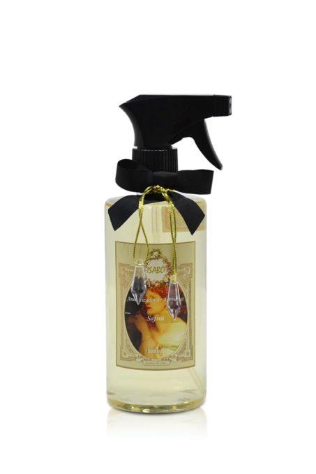 Aromatizador de Ambiente Safira Spray Preto | Isabô Aromas