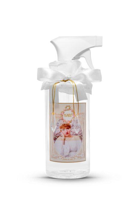 Aromatizador de Ambiente Priprioca Spray Branco | Isabô Aromas