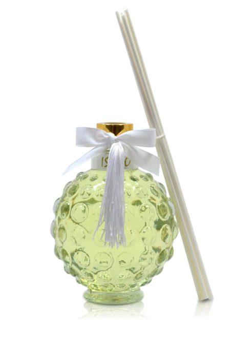 Difusor de Aromas Algas Luxo 530 mL Branco | Isabô Aromas