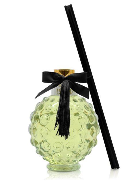 Difusor de Aromas Dentro da Tarde Luxo 530 mL Preto | Isabô Aromas