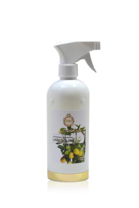 Aromatizador de Ambiente Limão Siciliano Spray | Isabô Aromas