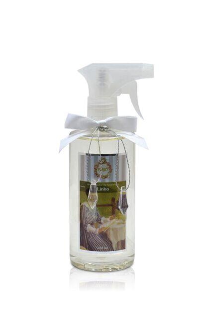 Aromatizador de Ambiente Linho Spray | Isabô Aromas